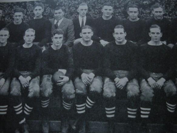 1925 Quad Football
