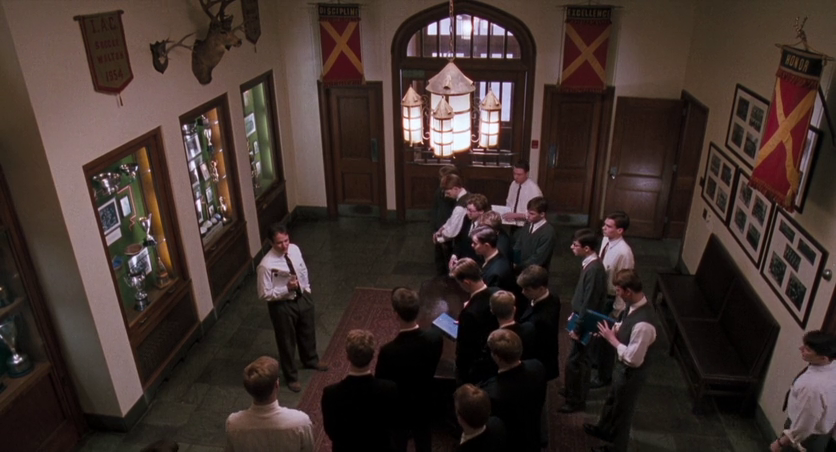 welton academy dead poets society