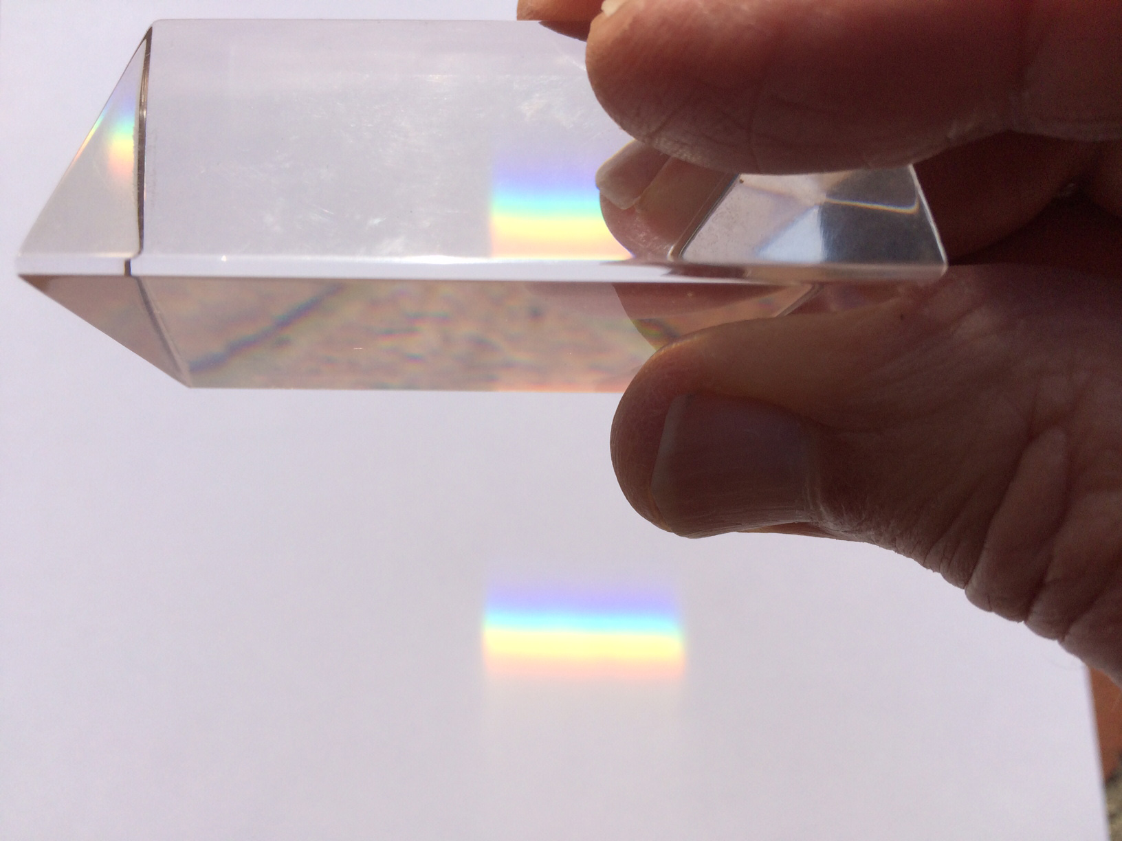 isaac newton reason and reflection prism spectrum ps invert