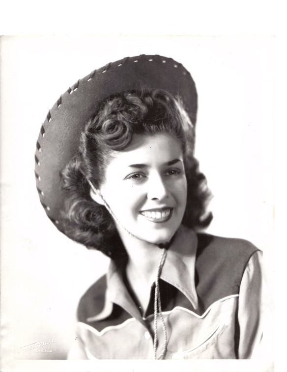 Helen Anderson, Circle J Ranch