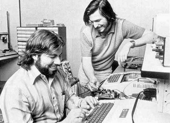 Woz & Jobs & Apple II