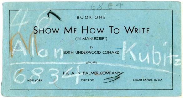 Penmanship Book