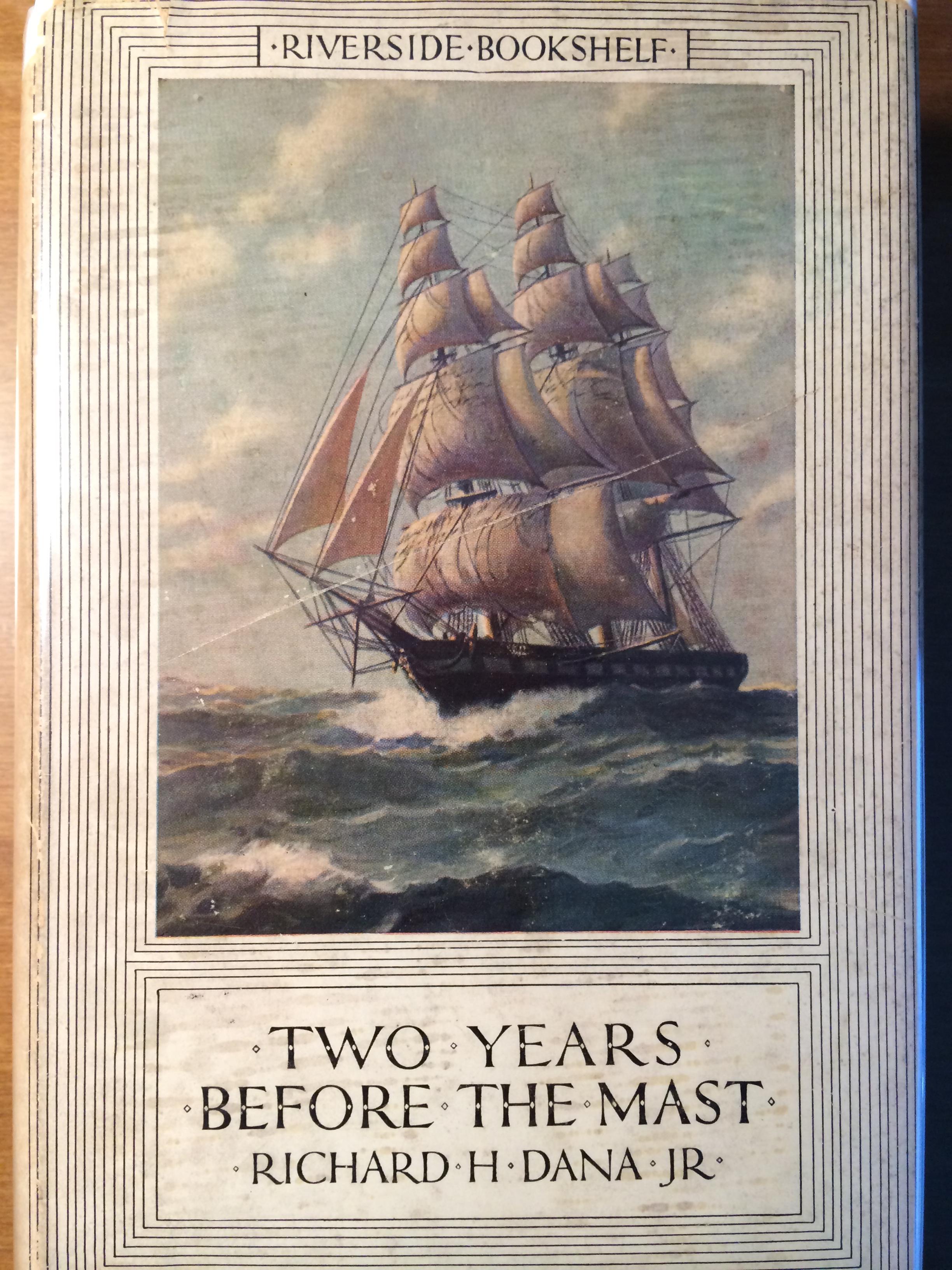"Richard Henry Dana's ""Two Years Before the Mast"" | Reason and ..."