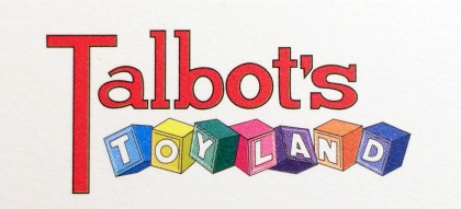 Talbot's Bus. Card Hdr