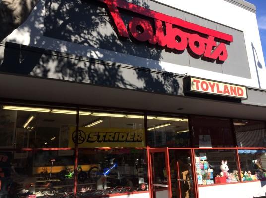 Talbot's Storefront