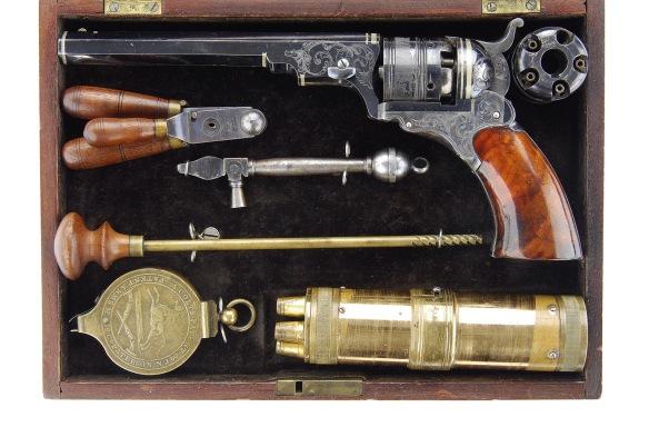 #2 Patterson Belt Pistol