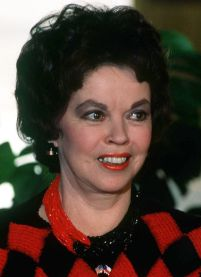 Shirley Temple Black - 1990