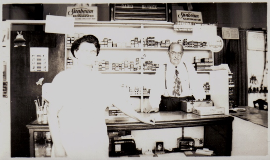 Elmer & Martha Kubitz, 1947 _A