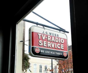 Radio & TV Repair Shop