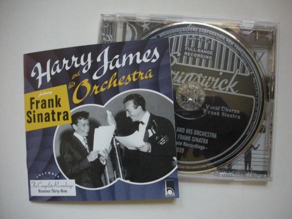 James Sinatra CD